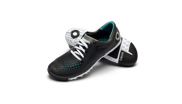 Women's CORE CHARCOAL/TEAL/WHITE