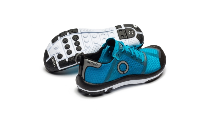 Men's TEMPO CYAN/BLACK/WHITE