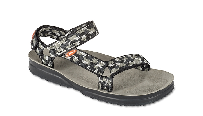 Hike Sandalo Glass Grey