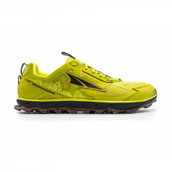 ALTRA Lone Peak 4.5 - Lime / Red (M)