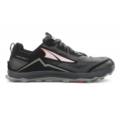 ALTRA Lone Peak 5 - Dark Slate / Red (M)